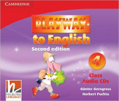 Playway to English 4 Class Audio CDs (3)