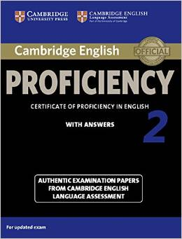 Cambridge English Proficiency 2 (for Updated Exam) Student's Book with Answers
