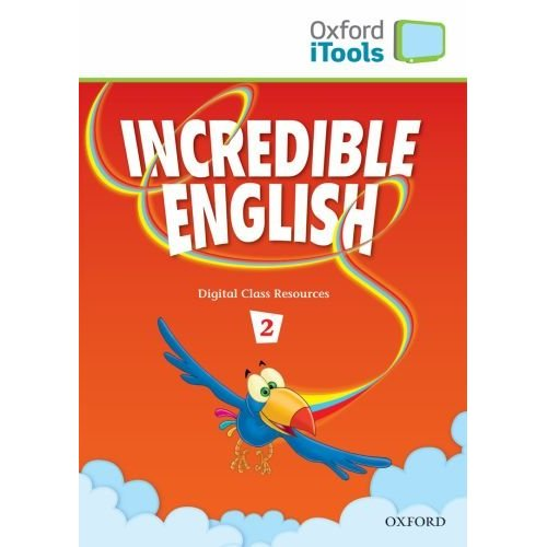 Incredible English 2 iTools CD-ROM
