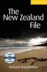 The New Zealand File (with Audio CD)