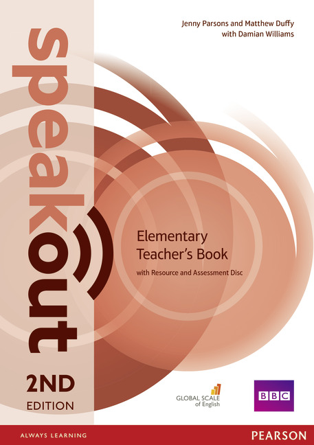 Speakout Second Edition Elementary Teacher's Guide with Resource & Assessment Disc