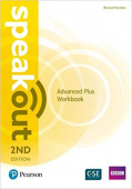 Speakout Second Edition Advanced Plus Workbook without Key