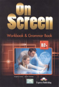 On Screen Revised B2+ Workbook & Grammar Book (with Digibook App.)