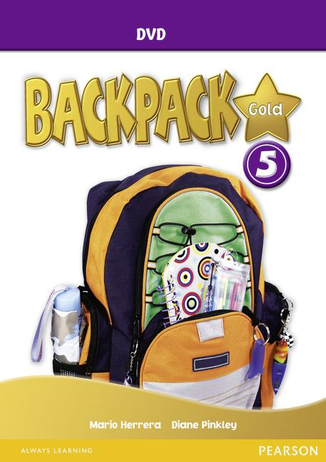 Backpack Gold Level 5 DVD