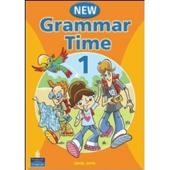 New Grammar Time 1 Student's Book with Multi-ROM