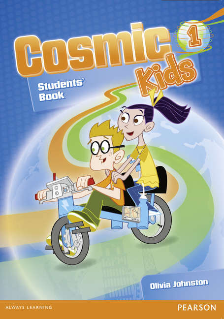 Cosmic Kids 1 Student's Book & Active Book
