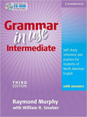 Grammar in Use Intermediate Third Edition Student's Book with answers and CD-ROM
