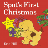 Spot's First Christmas  (board book