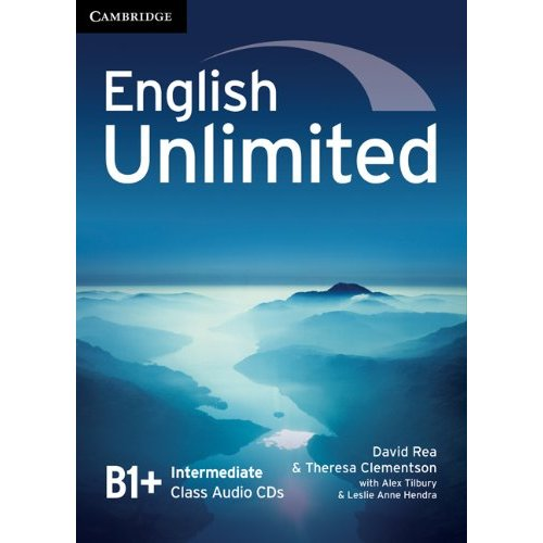 English Unlimited Intermediate Class Audio CDs (3) (Лицензия)