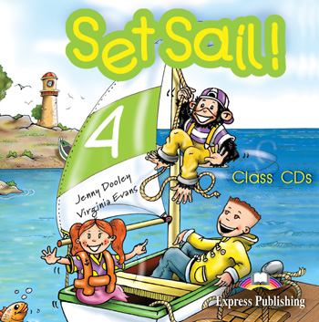 Set Sail! Level 4 Class CDs