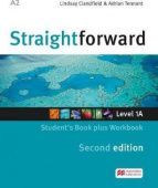 Straightforward (Second Edition) split 1 Student's Book Pack A