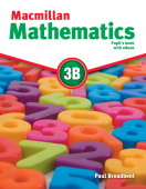 Macmillan Mathematics 3B Pupil's Book with eBook
