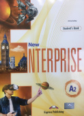 New Enterprise A2 Student's Book with Digibooks
