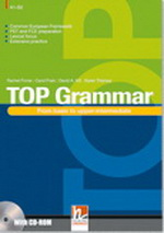 Top Grammar Student's Book + Answerkey + CD-ROM