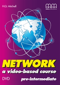 Network (a video-based course) Pre-Intermediate DVD PAL
