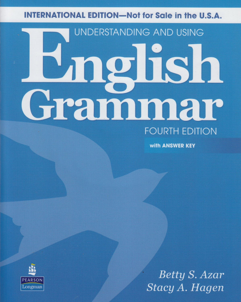 Understanding & Using English Grammar International 4th Edition (Azar Grammar Series)  Students Book with Answer key & Audio CD