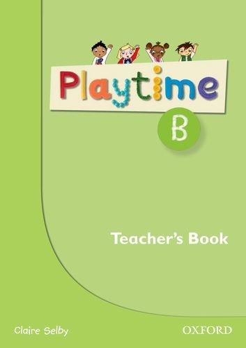 Playtime B Teachers Book