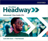 Headway Fifth edition  Advanced Class Audio CDs