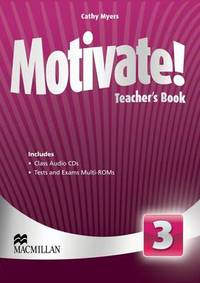 Motivate! Level 3 Teacher's Book Pack