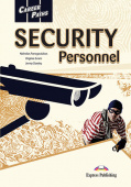 Career Paths: Security personnel. Student's book with digibook