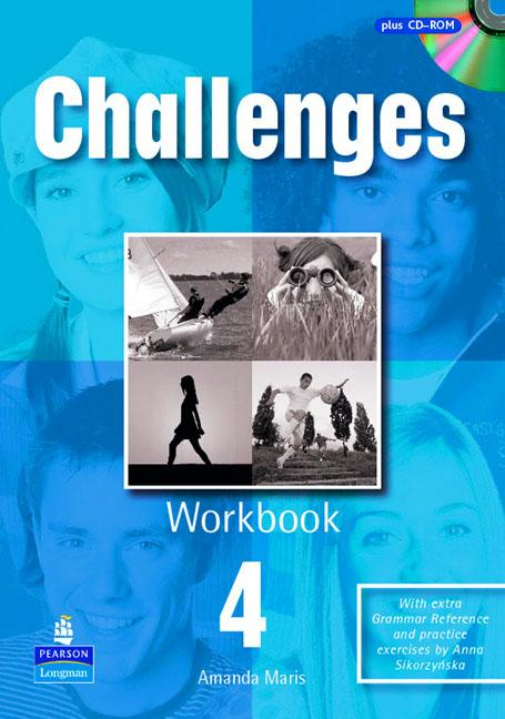 Challenges Level 4 Workbook and CD-Rom Pack
