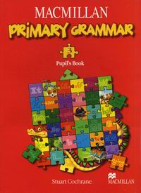 Macmillan Primary Grammar 3 Student's Book with Audio CD
