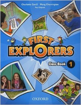 First Explorers Level 1 Class Book