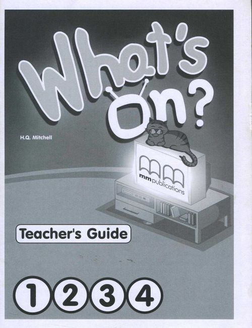 What's on? Teacher's Guide (for all levels)