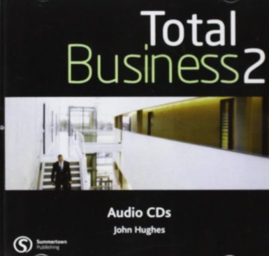 Total Business 2 Class CD