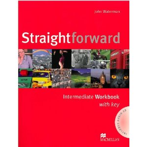 Straightforward Intermediate Workbook with Key Pack