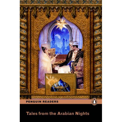 Tales from Arabian Nights (with MP3)