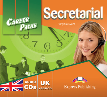 Career Paths: Secretarial Audio CDs (set of 2)