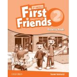 First Friends 2 (Second Edition) Activity Book