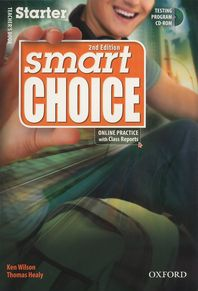 Smart Choice Second Edition Starter Teacher's Book with Testing Program CD-ROM