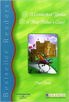Bestseller Readers Level 5: A Connecticut Yankee in King Arthur's Court with CD