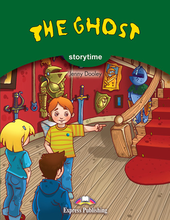 Stage 3 - The Ghost Pupil's Book