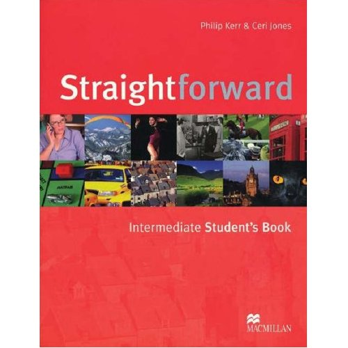 Straightforward Intermediate Student's Book