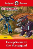 Ladybird: Transformers: Decepticons in the Scrapyard (PB) +downloadable audio