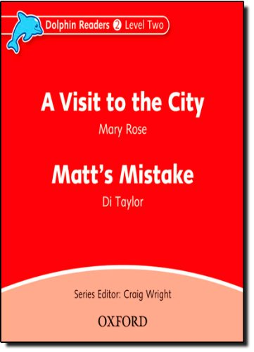 Dolphin Readers 2 A Visit to the City & Matt's Mistake - Audio CD