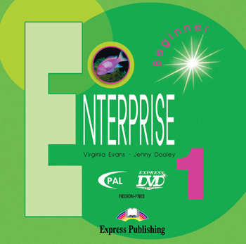Enterprise 1 DVD Video PAL
