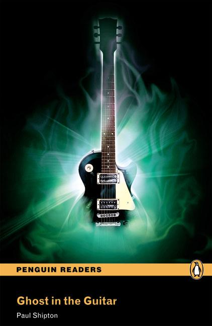 Ghost in Guitar (with Audio CD)