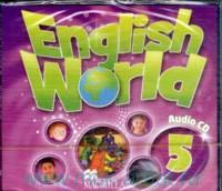 English World 5 Audio CDs (3) (Лицензия)