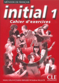 Initial 1 Cahier d'exercices