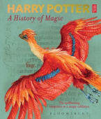 Harry Potter: A History of Magic: The Book of the Exhibition (illustrated ed) (Paperback)