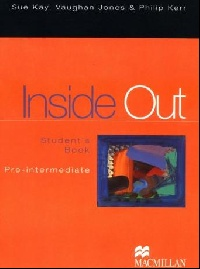 Inside Out Pre-Intermediate Student's Book