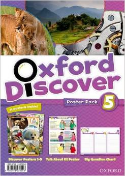 Oxford Discover 5  Poster Pack