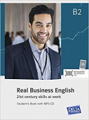 Real Business English B2 Student's Book with MP3 CD