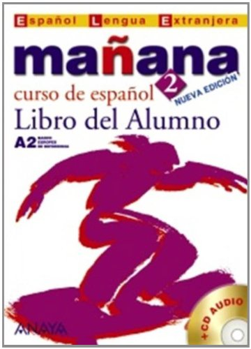 Manana 2. Libro del Alumno + CD Audio