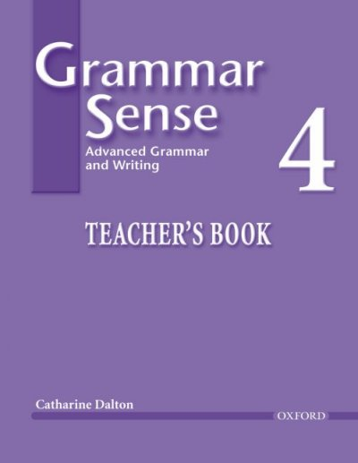 Grammar Sense 4 Teacher's Book