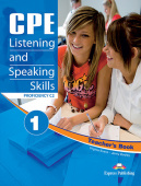 CPE Listening & Speaking Skills 1 Teacher's Book (with Digibooks App)